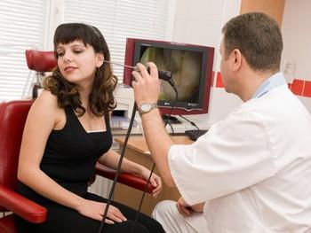 Диагностирование заболеваний уха