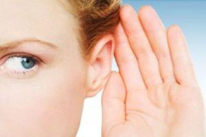 Ощущение шума - один из признаков мастоидита