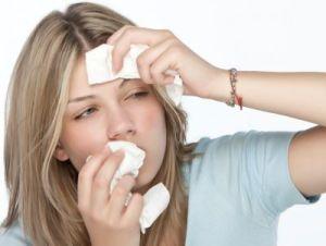 Симптомы острого фронтита