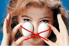 Нельзя греть гайморит яйцом