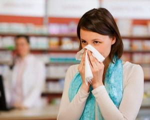 Постоянный аллергический ринит