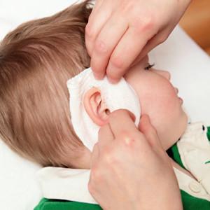 согревающие компрессы на ухо