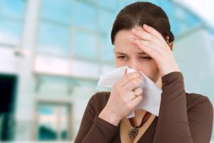 сезонный поллиноз, сенная лихорадка
