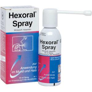Гексорал для лечения фарингита