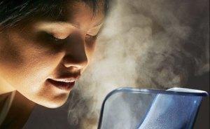 Паровые ингаляции при воспалении и простуде