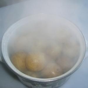 Ингаляции с картошкой и содой