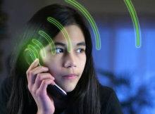 Вред мобильного телефона для уха
