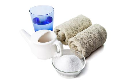 Набор солевого раствора для промывания носа