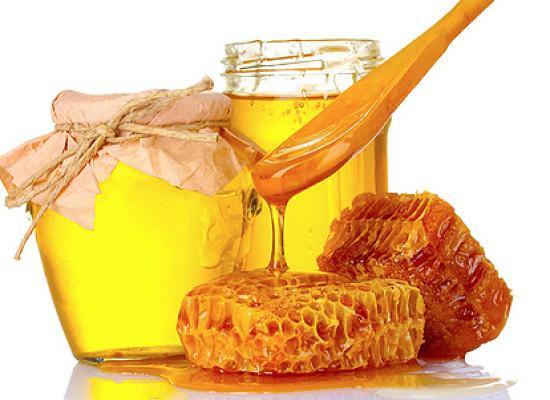 Мед полезен при ангине
