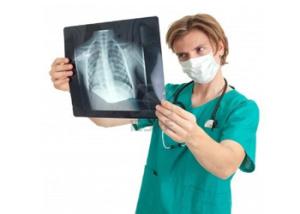 Рентген для диагностики болезни