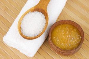 Лечение медом и солью