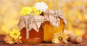 Натуральный мед для лечения ангины