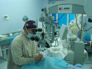 Операция: тимпанотомия