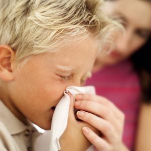 Особенности ринофарингита у детей