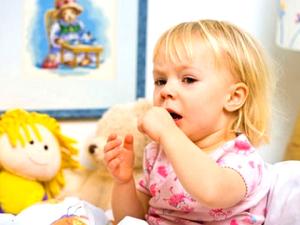 Ребенок с бронхитом