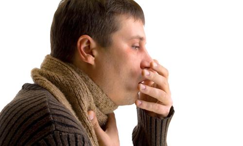 Першение в горле при простуде