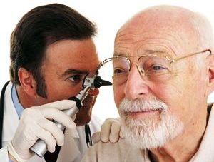Отоскопия уха