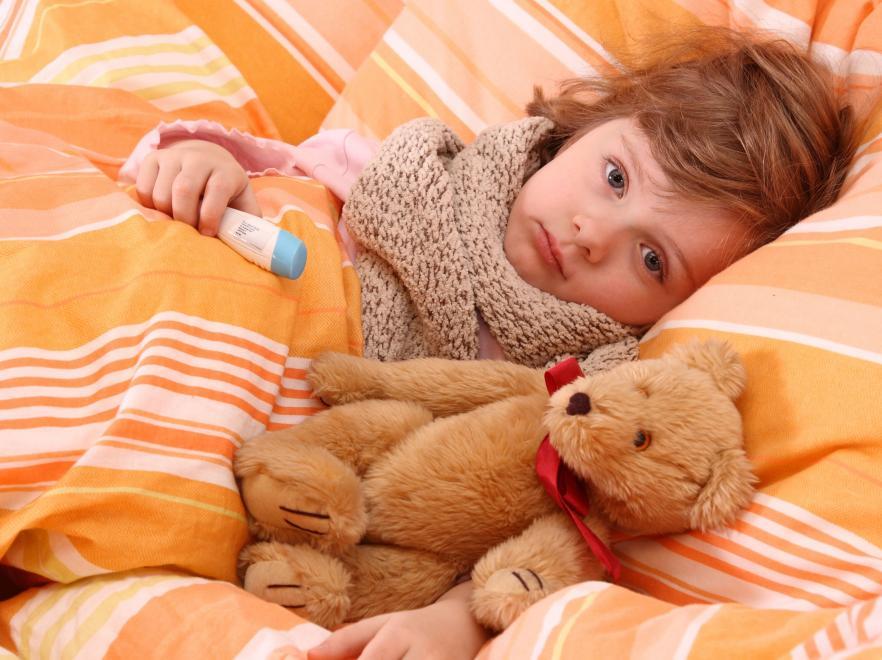 Постельный режим у детей при остром бронхите