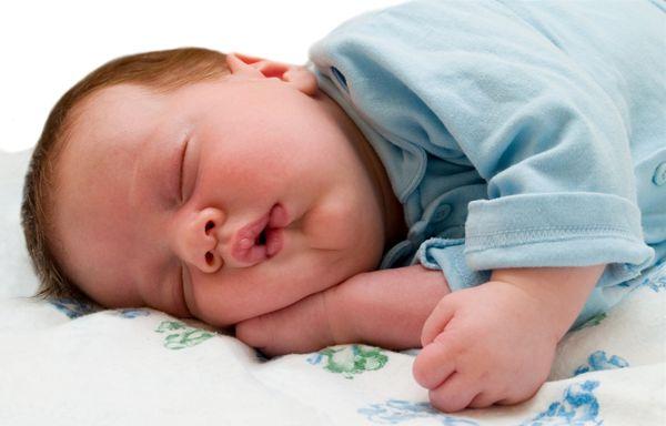 Храп у новорожденных