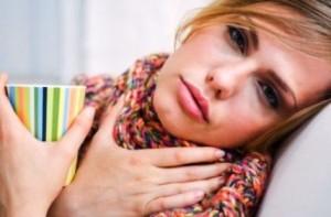 Катаральная ангина: симптомы