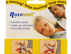 Расширитель для носа Nozovent