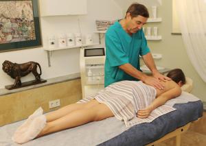 Перкуссионный массаж при бронхите