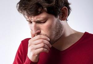 Сухой кашель при гайморите