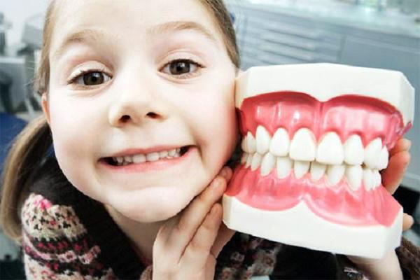 Смещение назад нижней челюсти у детей