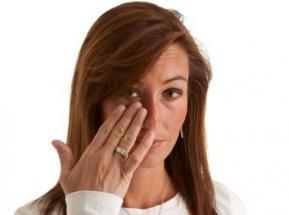 Боль в щеке под глазом при катаральном гайморите