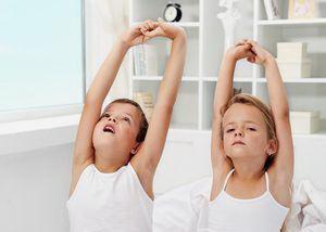 Гимнастика дыхательная для детей