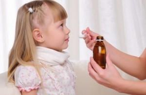 Лечение суспензией при бронхите у детей