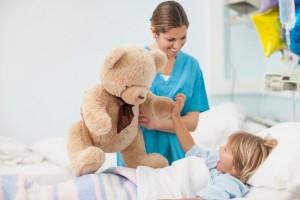 Ребенок: постельный режим