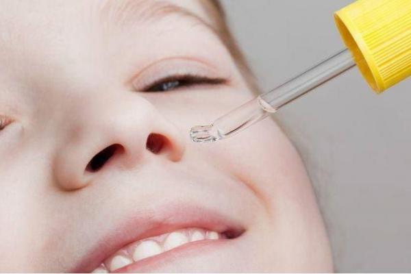 Лечение катарального гайморита сосудосуживающими препаратами в виде капель