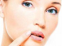 Быстрое лечение простуды на губах