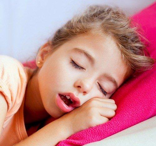 Храп у детей во сне