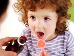 Лечение трахеита у детей сиропом от кашля