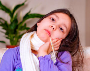 Катаральная ангина: ее симптомы