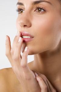 Сколько длится простуда на губах