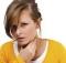 Причины першения в горле