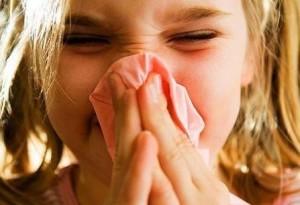 Зуд в носу при назофарингите