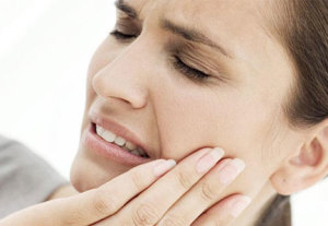 Зубная боль при одонтогенном гайморите