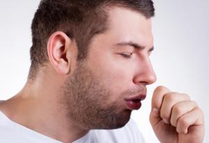 Надсадный сухой кашель при фарингите