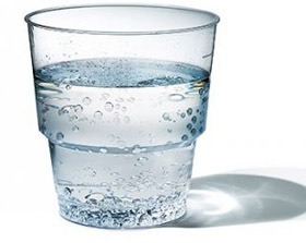 Раствор хлоргексидина с водой