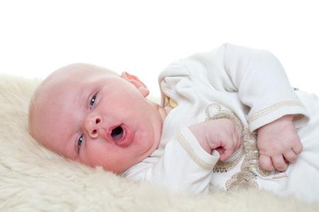 Кашель у новорожденного при бронхите