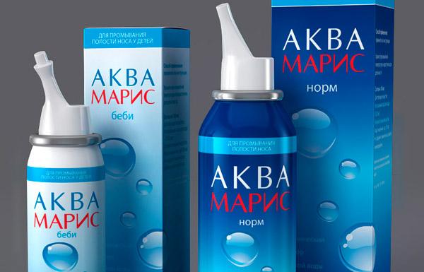 Аква-Марис для полоскания носа