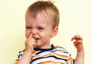 Механическое повреждение слизистой носа