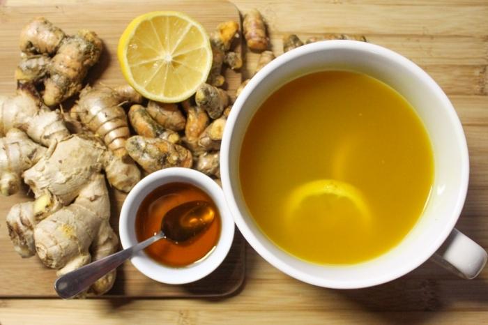 Рецепт для иммунитета мед лимон имбирь