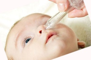 Промывание носа физраствором ребенку
