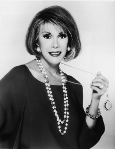 Promotional Portrait Of Joan Rivers