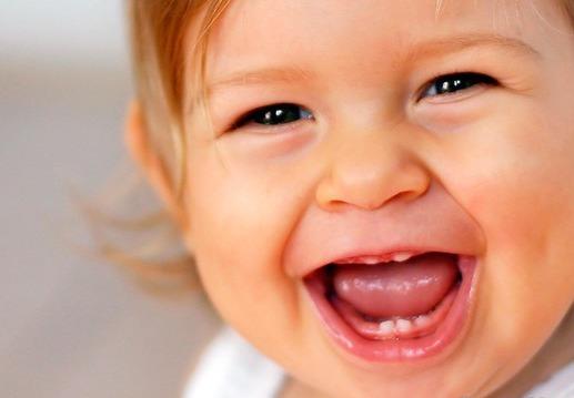 Как выглядит здоровое горло ребенка